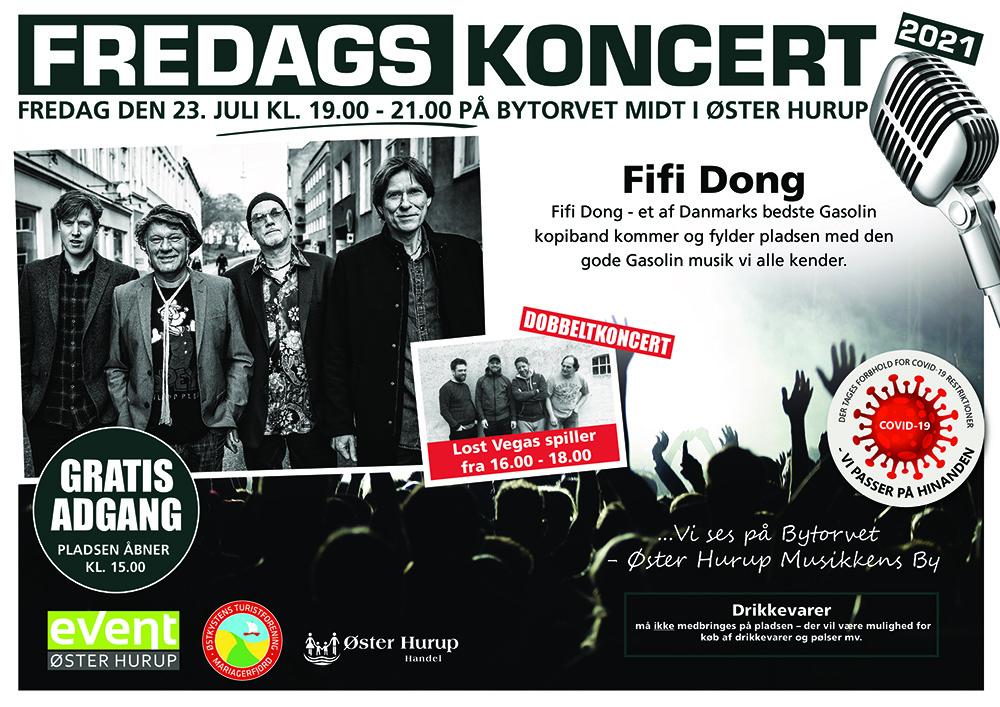 Fredagskoncert 23 juli Fifi Dong