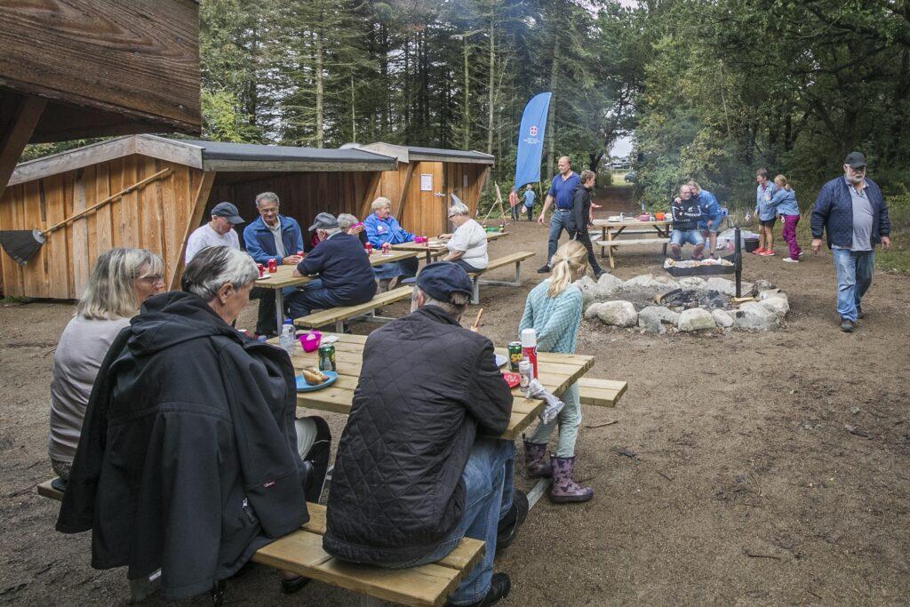 Nye Shelter FDF Oster Hurup Det Gode Liv 1